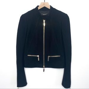 BIRD by JUICY COUTURE Wool Jacket, Size XS